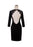 Chicloth Burn in My Blood Open Back Pencil Dress-Dresses-Chicloth