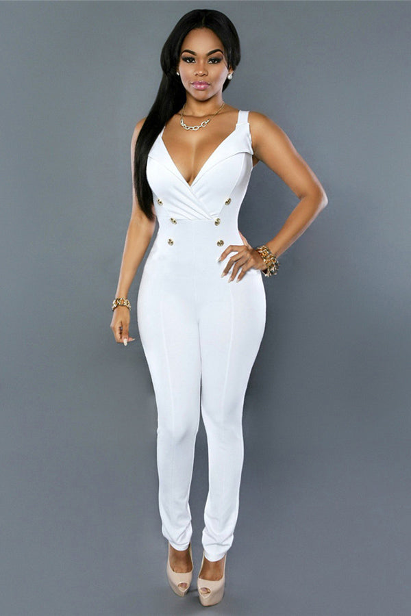 1bb18c861101 B chicloth white ployester sexy jumpsuits tight fit jumpsuits jpg 600x900  All white sexy jumpsuits