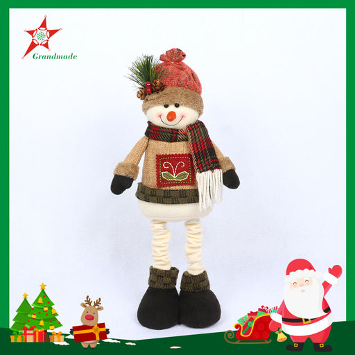 C| Chicloth Christmas Santa Claus Reindeer Snowman-Christmas Accessories-Chicloth