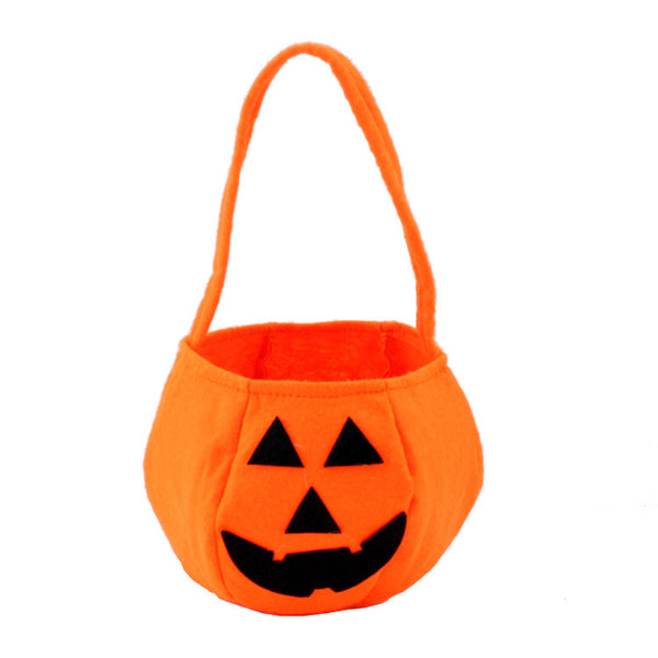 Chicloth Halloween Pumpkin Candy Bag - Chicloth