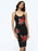 Chicloth Harness Bodycon Dress-Chicloth