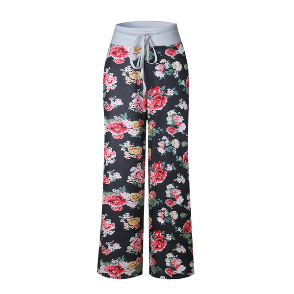 A| Chicloth Summer Autumn Women Casual Harajuku Long Ankle Length Trousers