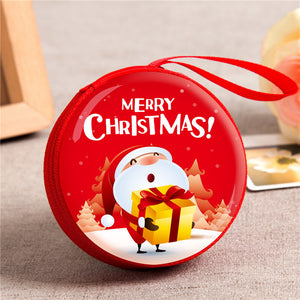 B| Chicloth Merry Christmas Snowman Pendant Gift for Kids Christmas Accessories (10 Pics)-Christmas Accessories-Chicloth