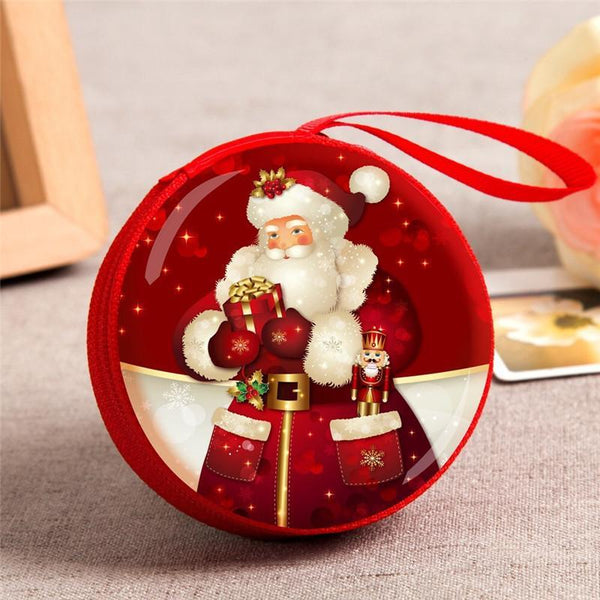 B| Chicloth Merry Christmas Snowman Pendant Gift Christmas Accessories (10 Pics)-Christmas Accessories-Chicloth