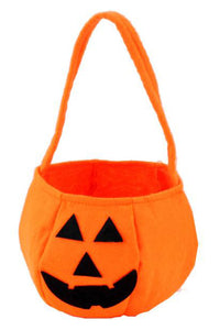 Chicloth Halloween Pumpkin Candy Bag