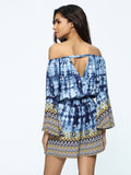 Chicloth Off the shoulder Mini Dress