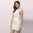 B| Chicloth Fashion was thin solid color Dress-Chicloth