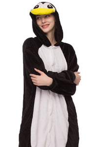 Chicloth Adult Penguin Pajamas Onesies For Adults Home Clothing Pajamas