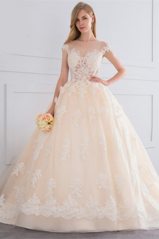 8767e4411754 Buy High Quality Ball Gown Wedding Dress Online from Chicloth