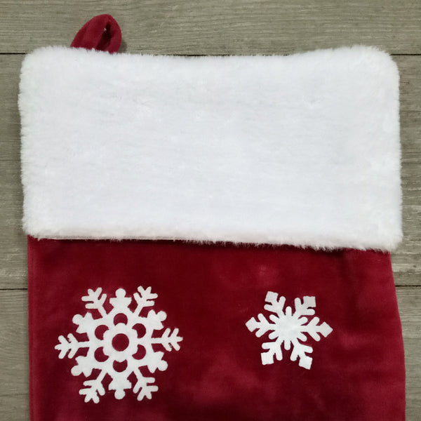 C| Chicloth Christmas Stocking Santa Socks-Christmas Accessories-Chicloth