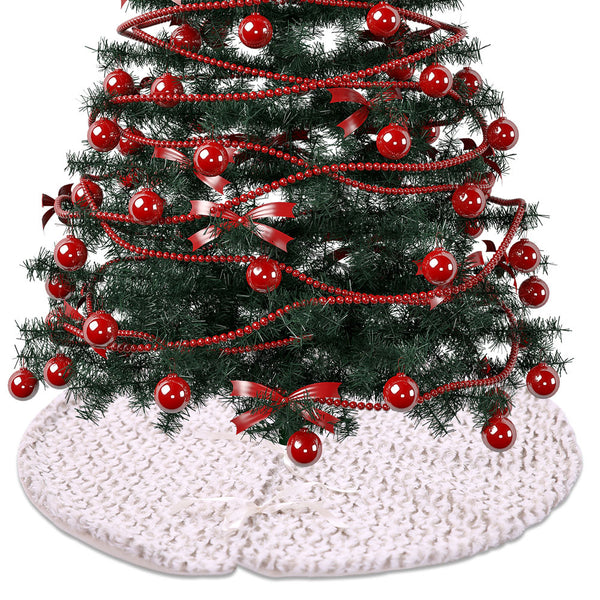 C| Chicloth Christmas Tree Skirt-Christmas Accessories-Chicloth