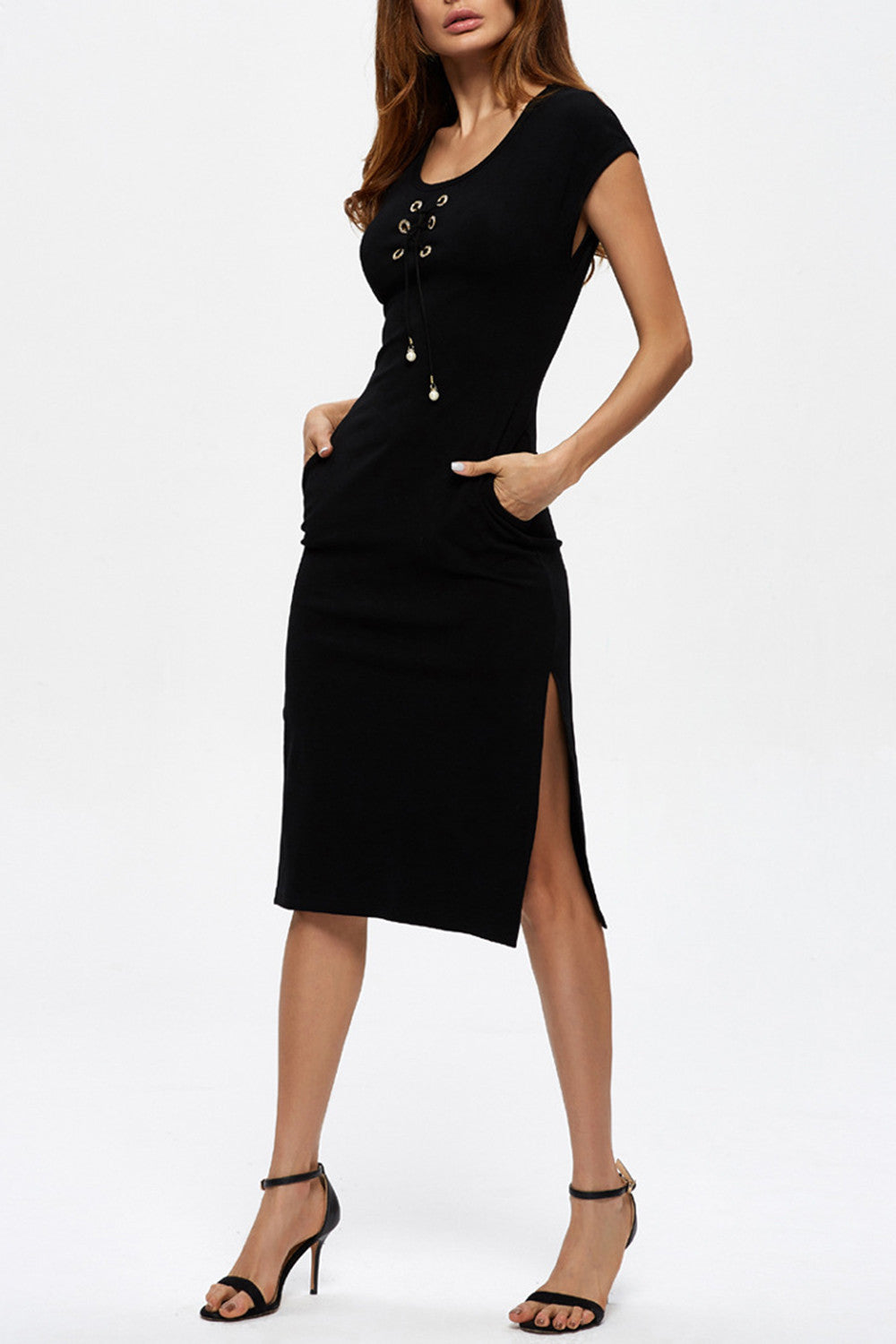 Chicloth Be the First last & Only Work Day Dress - Chicloth
