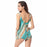 Chicloth Little Drops of Water One-piece Swimsuit-swimwear-Chicloth