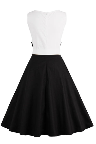 Chicloth One More Time Cute Bow Vintage Dress - Chicloth