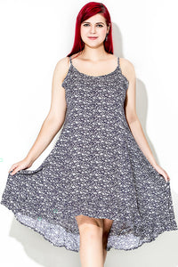 Chicloth Touch My Body A-line Plus Size Dress