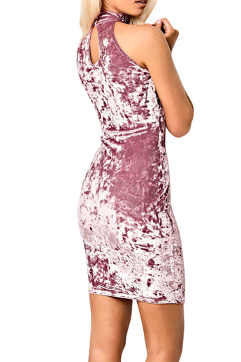 Chicloth Trouble Is a Friend Bodycon Dress