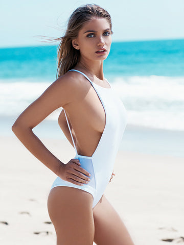 Chicloth Unchained Melody Tank One-piece Swimsuit