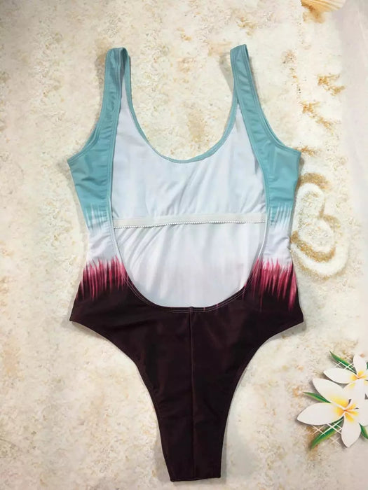 Chicloth Greatest Love of All Surfing Pure One-Piece-swimwear-Chicloth