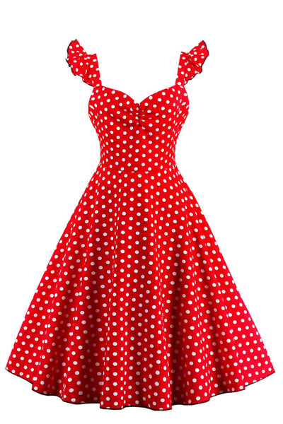 Chicloth Dear Heart Princess Vintage Dress-Dresses-Chicloth