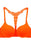 A| Chicloth Sexy Front Closure Lace Racer Back Smooth Surface Push Up Women's Bra-Chicloth
