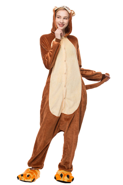 Chicloth Animal Costume Onesies Adult Stitch Cosplay Pajamas-Pajamas-Chicloth