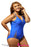 Chicloth Plus Size Cut out One-piece Swimsuit-Plus size swimwear-Chicloth