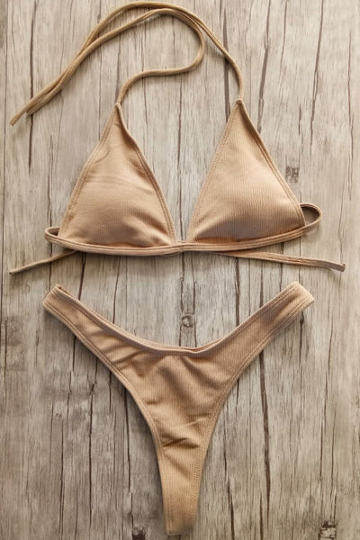 B| Chicloth New Sexy Bikini-Clad Bikini Tops With A High-Waisted, High-Waisted Swimsuit - Chicloth