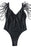 AA| Chicloth Sexy Backless Women One Piece Swimsuits-Chicloth