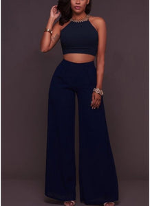 Chicloth Women Cami Two Piece Set Party Nightclub Outfit-Two-Piece Suits-Chicloth