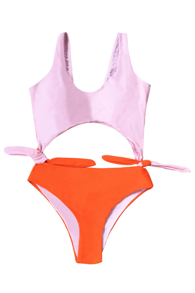 Chicloth New European and American one-piece bikini.