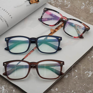 Chicloth Floral Full Frame Plain Sunglasses