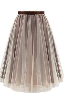 Chicloth Anytime Feel Lonely Tulle Skirt