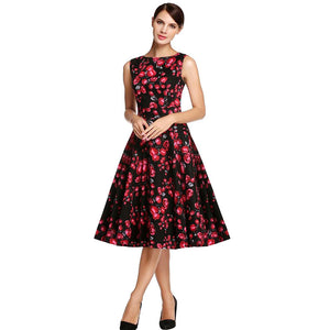 Chicloth Beautiful Day Red Princess Dress