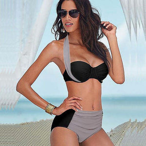 Chicloth Dream It Over Halter Swimwear