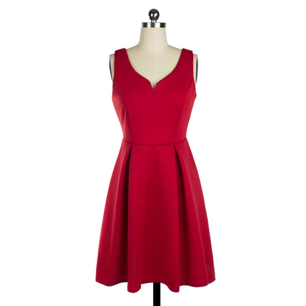 Chicloth Ever Change your Mind Red Mini Dress