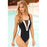 Chicloth Sticks & Stones One-piece Swimsuit-Chicloth
