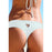 Chicloth Thinking Heart White Swim Trunk-Chicloth
