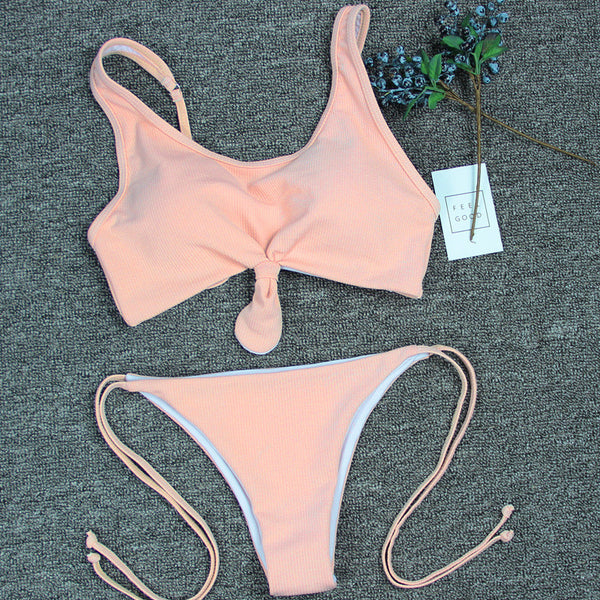C| Chicloth Follow your Heart Sexy Bikini Set-New Swimwear 1703-Chicloth