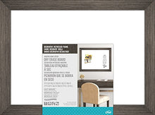 Load image into Gallery viewer, Dry Erase Board with Distressed Wood Frame