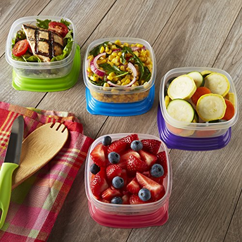 Portion Control Food Container Set