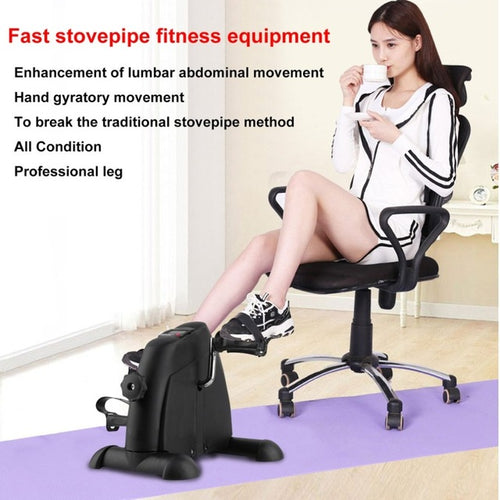 Mini Desk Exercise Bike