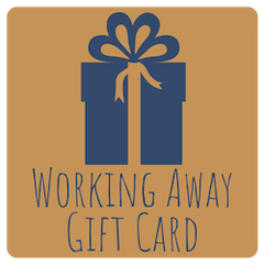 Working Away Gift Card