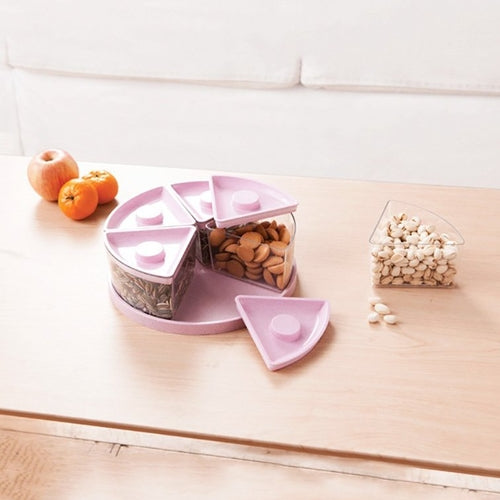 Portion Control Snacks Tray
