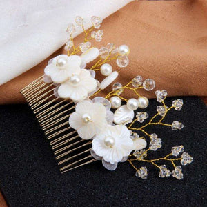 Wedding Hair Accessories Flower Bridal Hairpieces