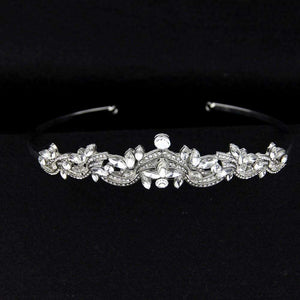 Vintage Crystal Bridal Headbands Wedding Hair Tiaras