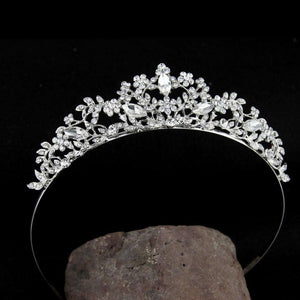 Crystal Bridal Headband Pageant Prom Headress