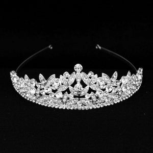 Crystal Wedding Bridal Tiara Prom Jewelry Headband