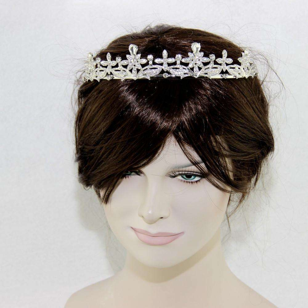 Wedding Party Austrian Crystal Bridal Headband