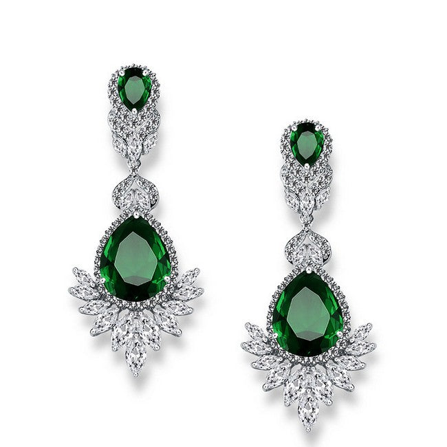 "Luxury Celebrity Statement Earrings - ""Elliott"""