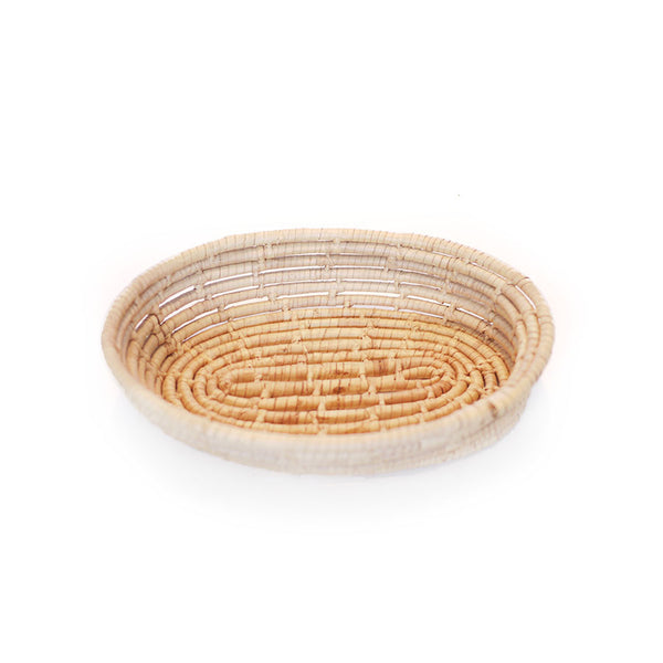 Native American Coil Basket
